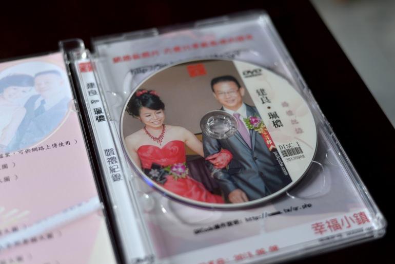 DVD光碟採高品質的滿版可印片空白片