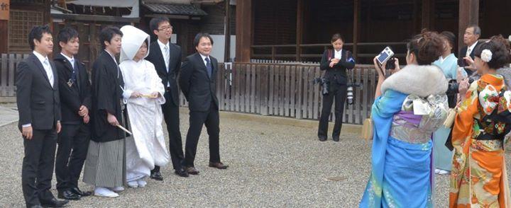 日本的婚禮