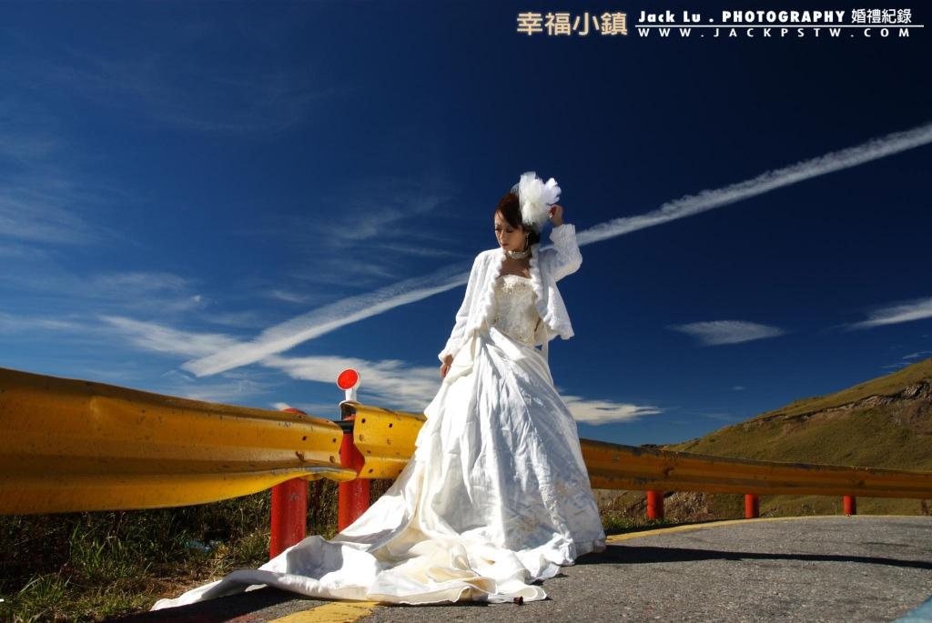 新娘子獨照