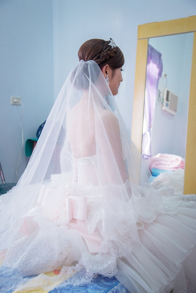 新娘秘書造型