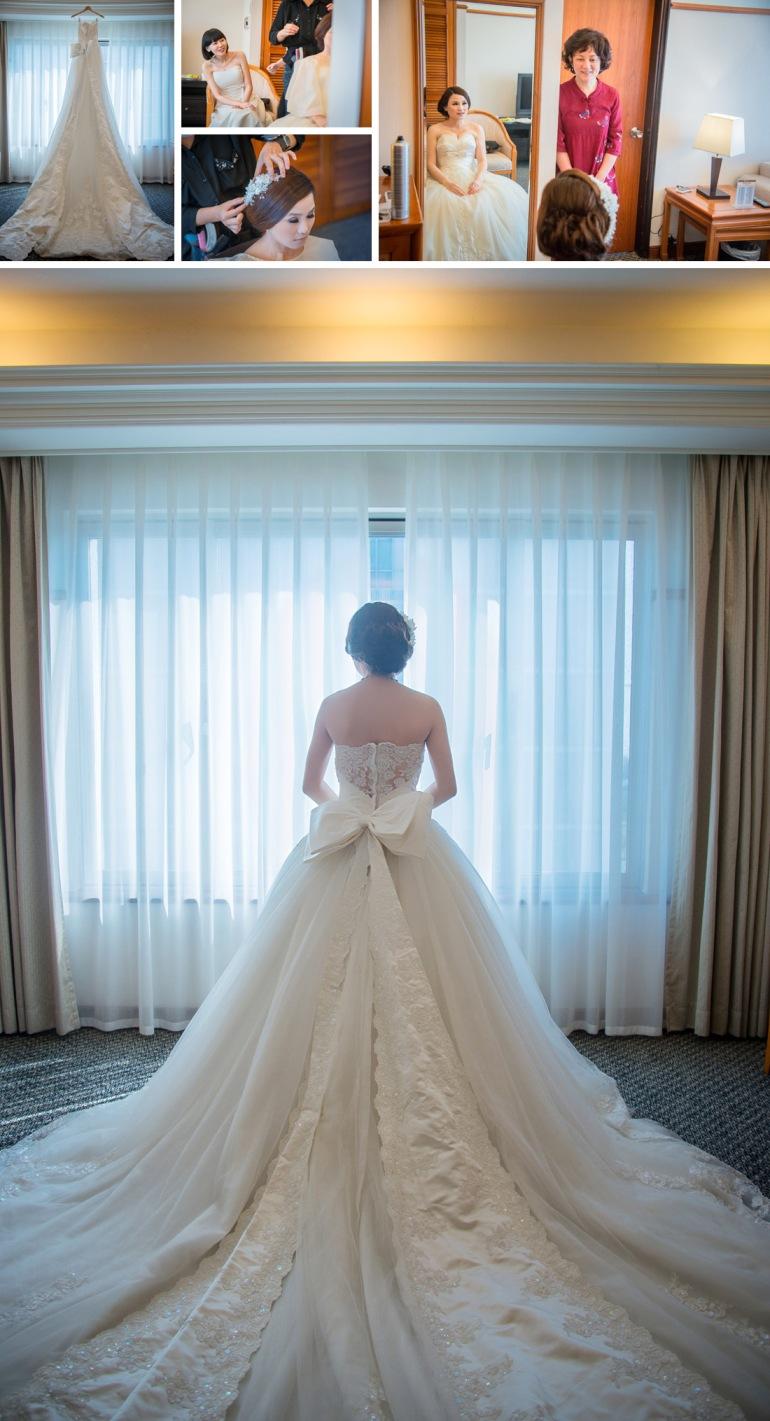 穿白紗的女孩,總是最美的時候