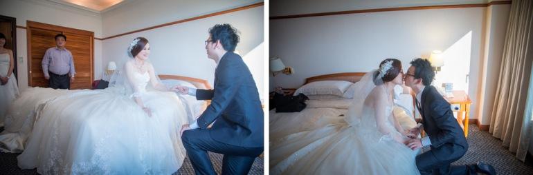 新娘開心心