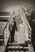 黑白婚紗拍攝