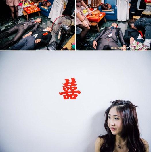 懲罰遊戲:新郎吃糖果