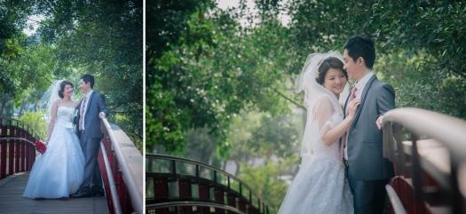 空檔出去外拍一些婚紗照