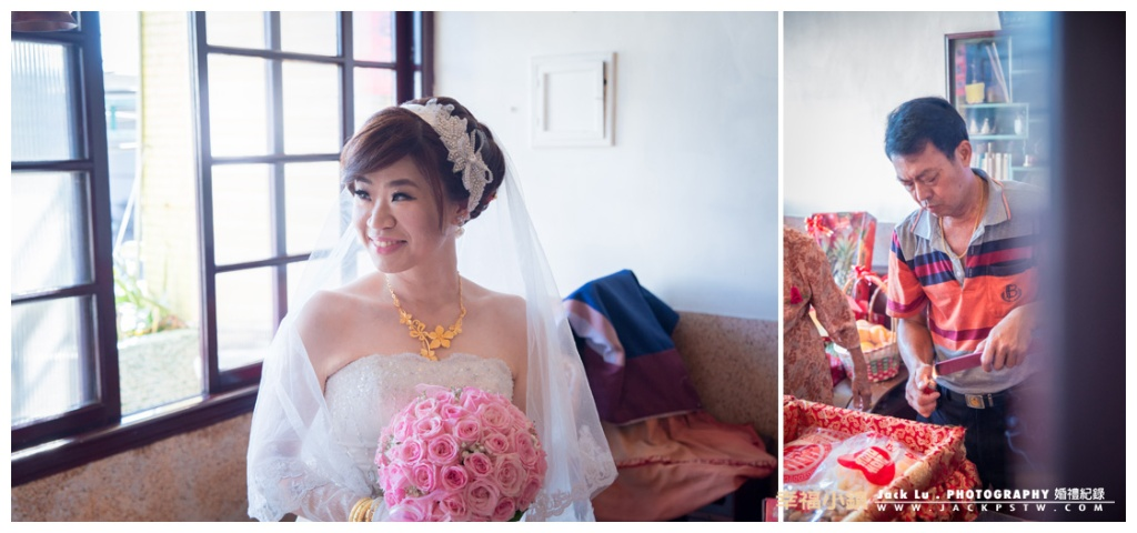 漂亮新娘自然的獨照