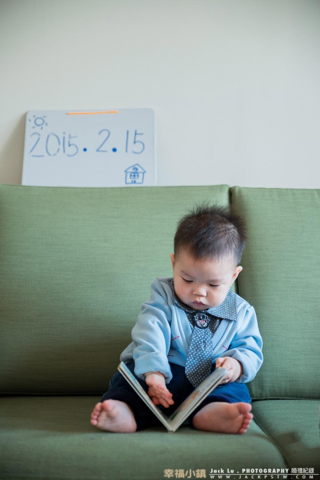 今天是我一歲一月多