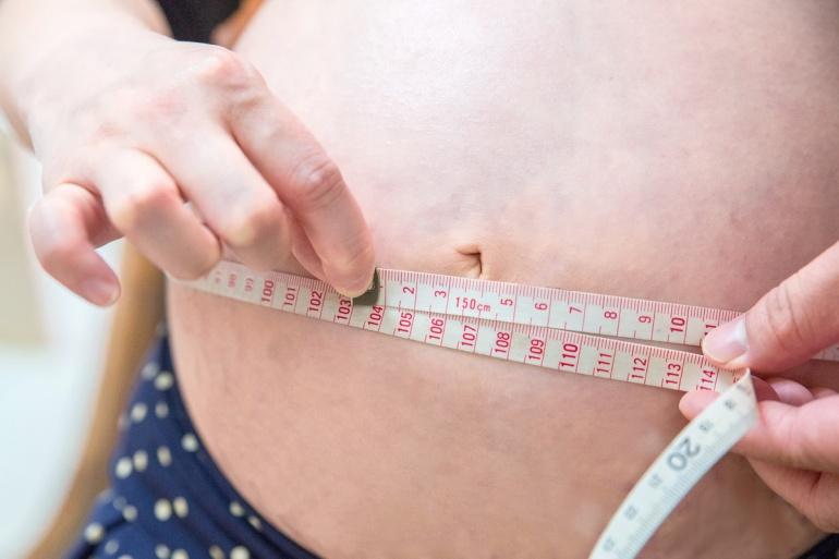 量孕婦的肚子現在有多大