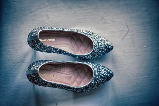CUMAR 婚鞋