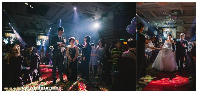 高雄-婚禮紀錄攝影師-婚宴喜宴-大八飯店-今天最漂亮新娘子被爸爸牽的手入會場