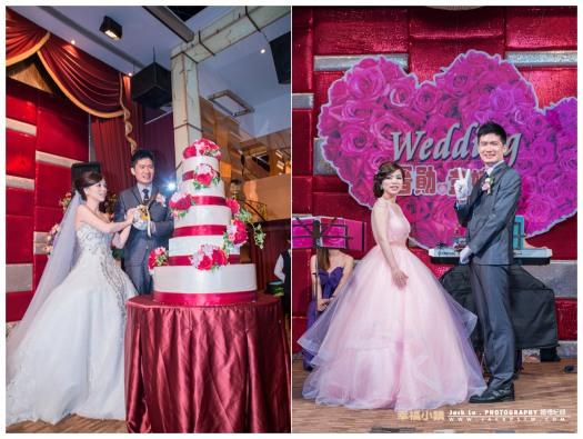 高雄-婚禮紀錄攝影師-婚宴喜宴-大八飯店-新郎帥氣比出勝利的手勢