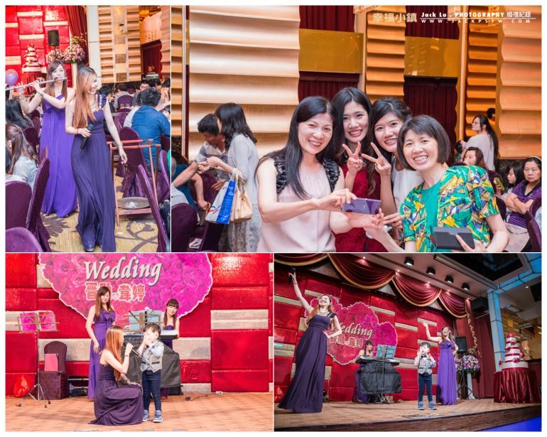 高雄-婚禮紀錄攝影師-婚宴喜宴-大八飯店-張簡婷婷-19婚禮樂團帶動唱