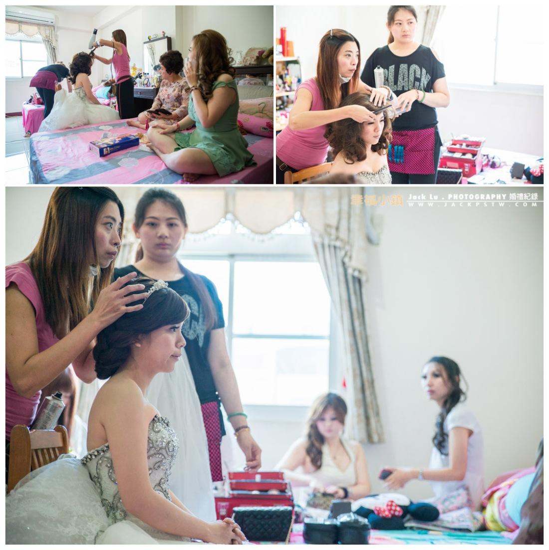 高雄-婚禮紀錄-Bonanza貝娜紗時尚造型美學