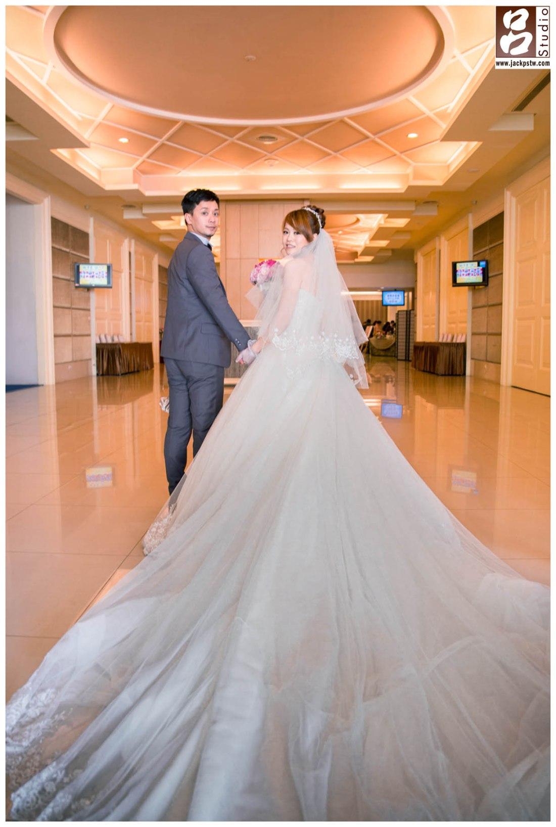 台南商務婚宴會館的大廳