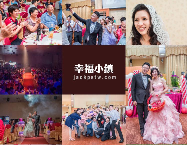 [婚禮攝影]儒儒+小櫻 喜宴in高雄紐約囍宴會館