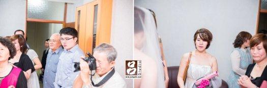 新娘的弟弟,和伴娘
