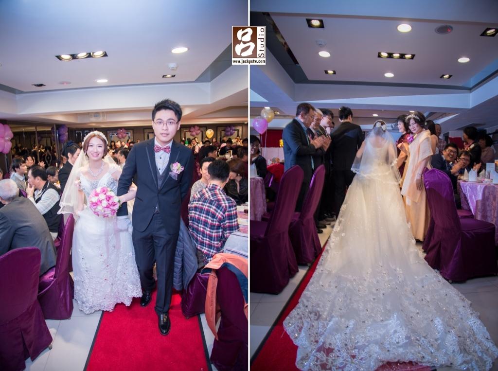 這次拍攝不少新娘開心的畫面