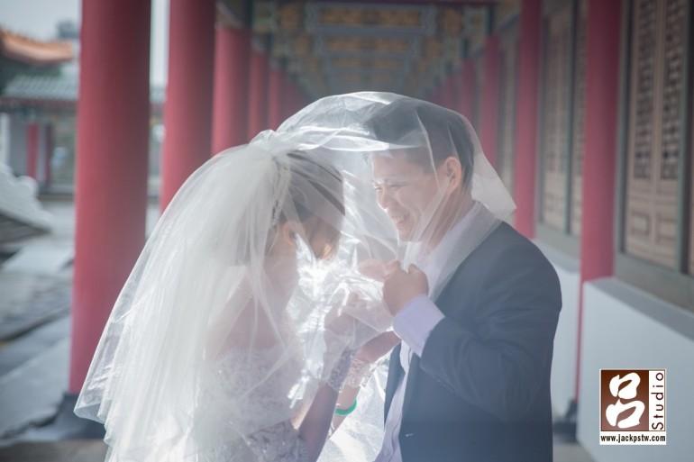 小呂在祝福August+Joyce 新婚愉快,永結同心