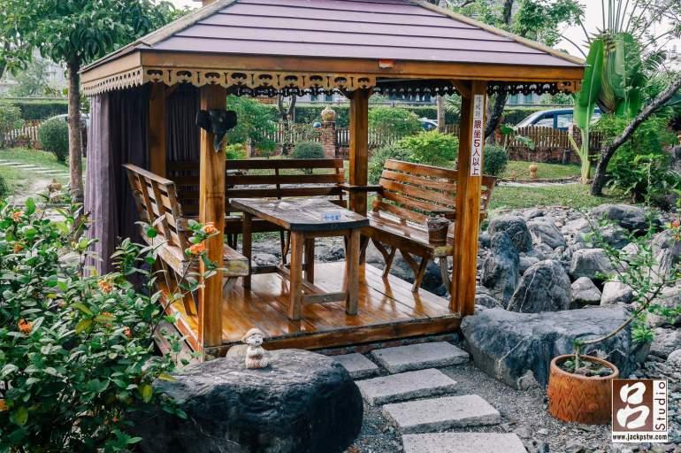 屏東內埔-泰國南洋風高腳屋-庭園餐廳