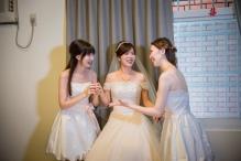 新娘互動畫面