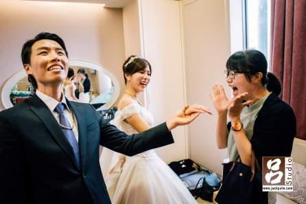 婚禮有趣畫面