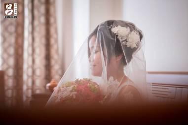 來自婚禮的問候:新娘漫長的等待