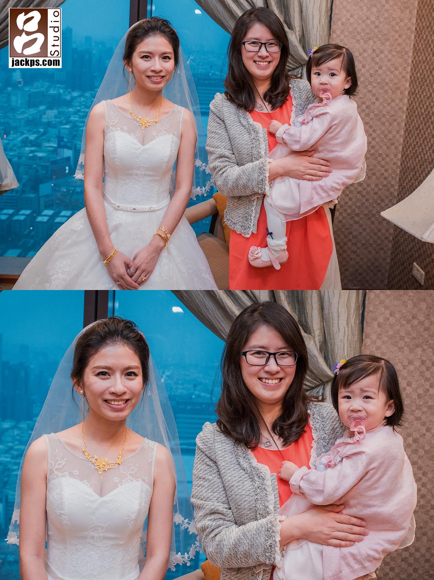 婚禮攝影-苦哈哈的的小朋友-照片-31