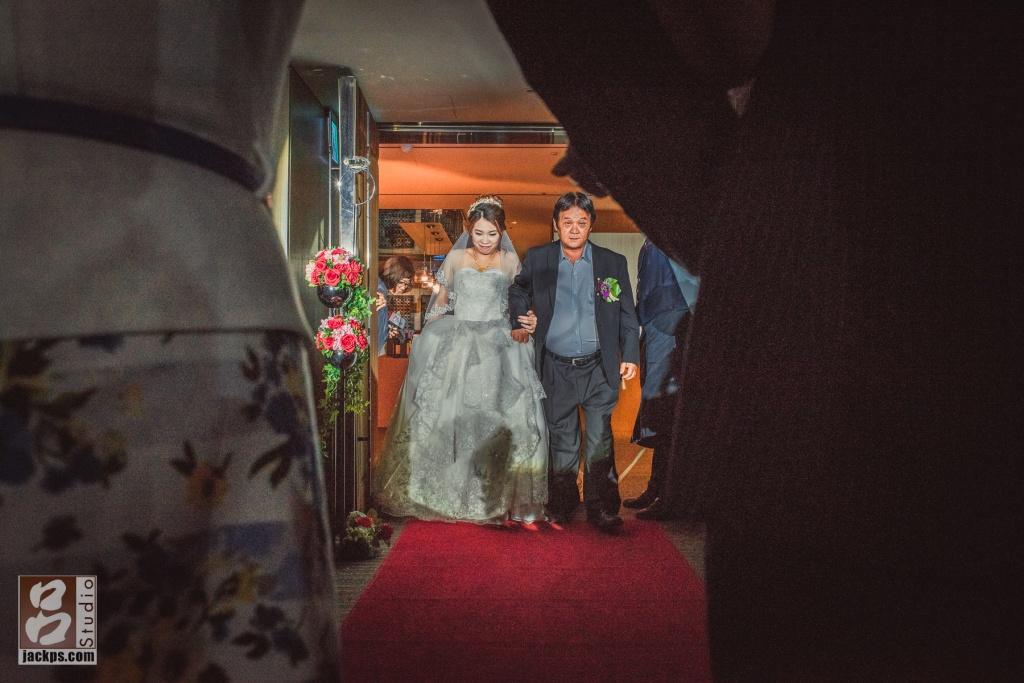新娘與爸爸