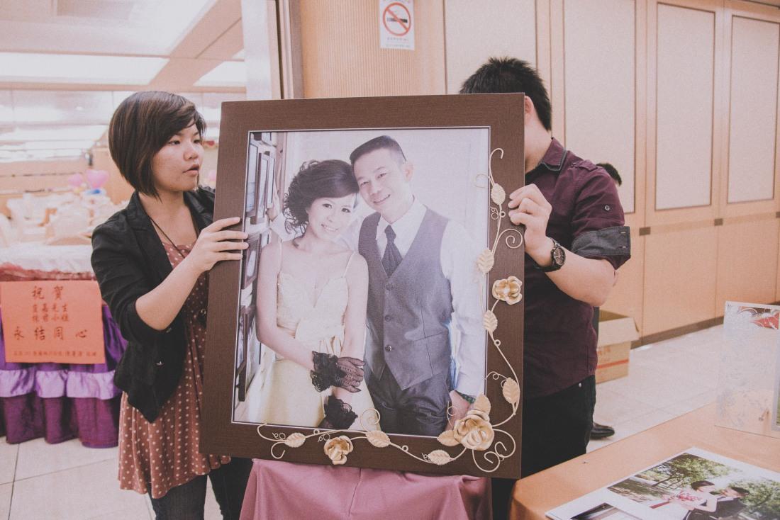 [婚攝] 建良&珮穠 婚紗婚禮攝影@高雄晶頂101餐廳
