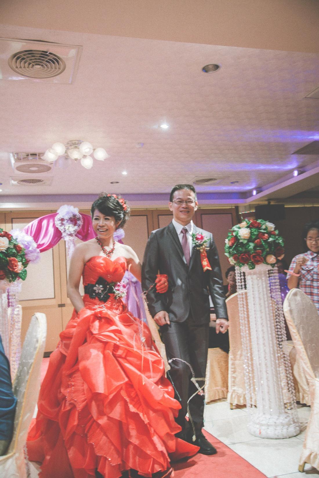 晶頂101餐廳-北中南部推薦婚禮紀錄16