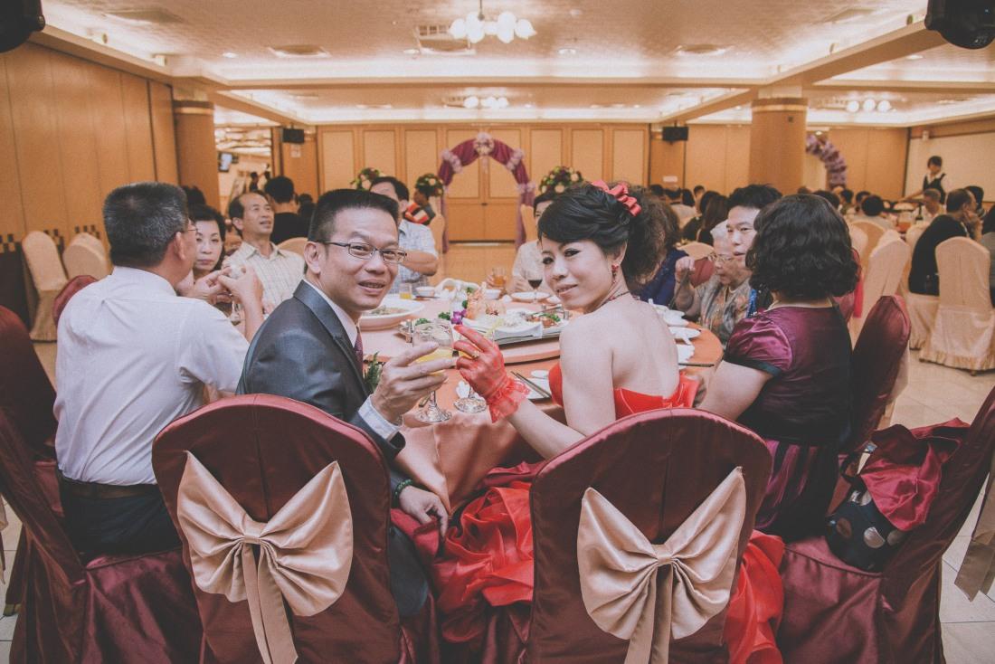 [婚攝] 建良&珮穠 婚紗婚禮攝影@高雄晶頂101海鮮餐廳
