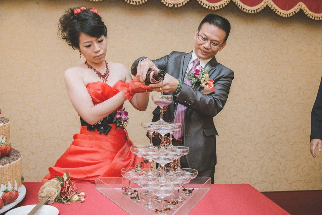 晶頂101餐廳-北中南部推薦婚禮紀錄19