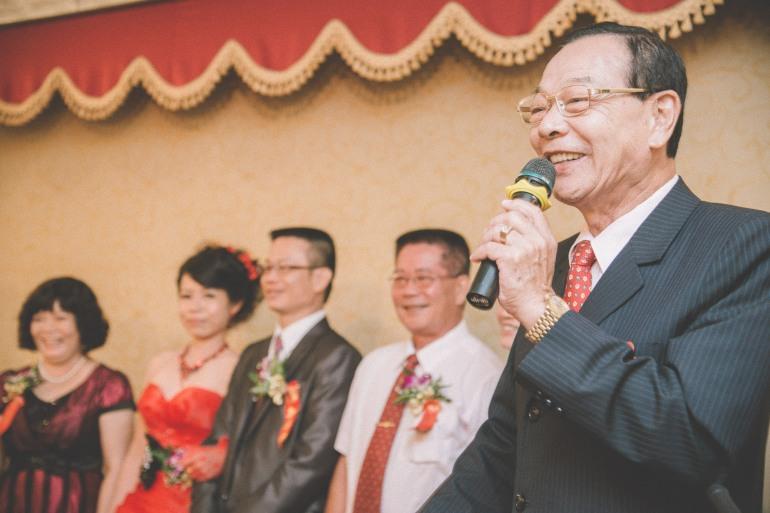 晶頂101餐廳-北中南部推薦婚禮紀錄21