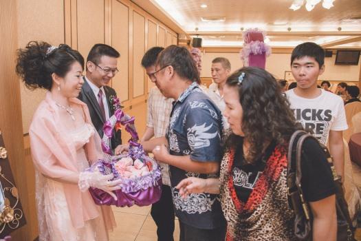 晶頂101餐廳-北中南部推薦婚禮紀錄26