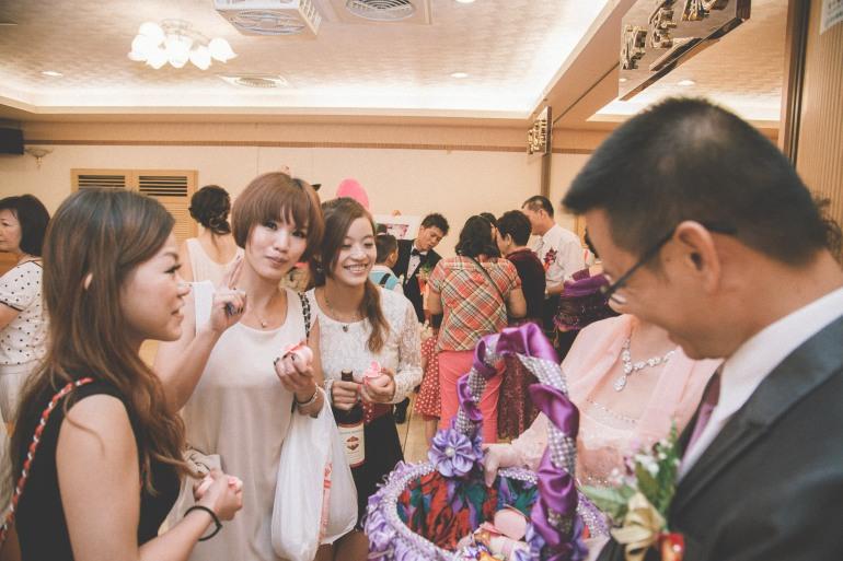 晶頂101餐廳-北中南部推薦婚禮紀錄27