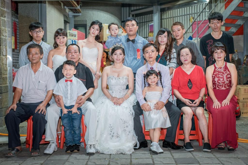 迎娶儀式和晚宴照片集