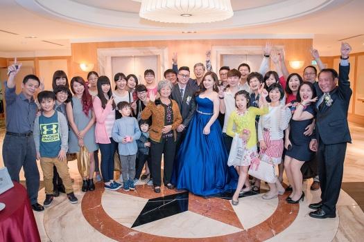 高雄麗尊酒店-婚禮紀錄-定結晚宴