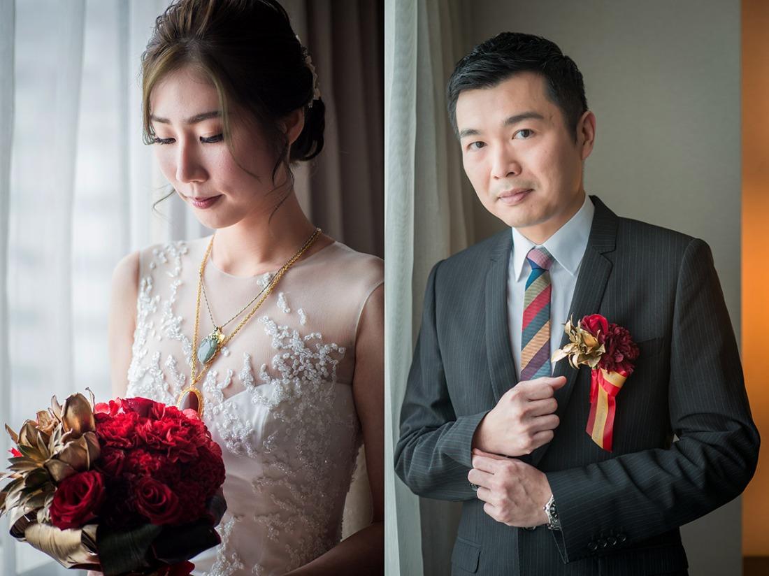新娘新郎拍攝