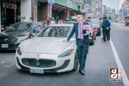 瑪莎拉蒂 Maserati grancabrio
