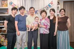 一歲生日派對-親子寫真-抓周記錄migo11