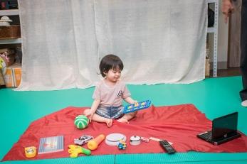 一歲生日派對-親子寫真-抓周記錄migo13