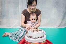 一歲生日派對-親子寫真-抓周記錄migo17