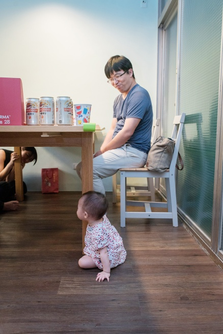 一歲生日派對-親子寫真-抓周記錄migo26