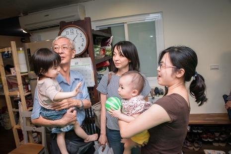 一歲生日派對-親子寫真-抓周記錄migo29