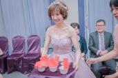新娘收奉茶禮的紅包