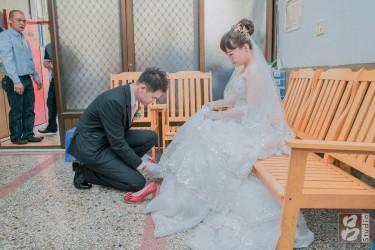 結婚囍宴-婚禮紀錄-林園018