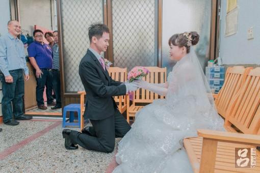 結婚囍宴-婚禮紀錄-林園019