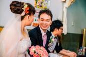 結婚囍宴-婚禮紀錄-林園022