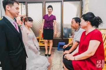 結婚囍宴-婚禮紀錄-林園024