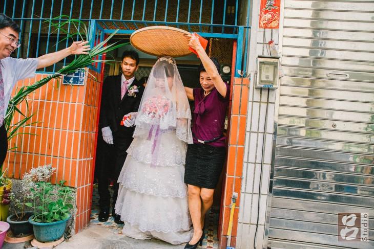 結婚囍宴-婚禮紀錄-林園027